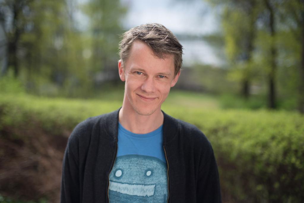 Erik Bolstad i SNL