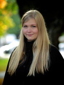 Marit M. Simonsen - foto: Arnfinn Pettersen